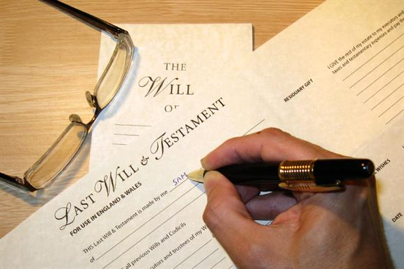 Legacy case offers hope for charities when wills are contested | Third Sector